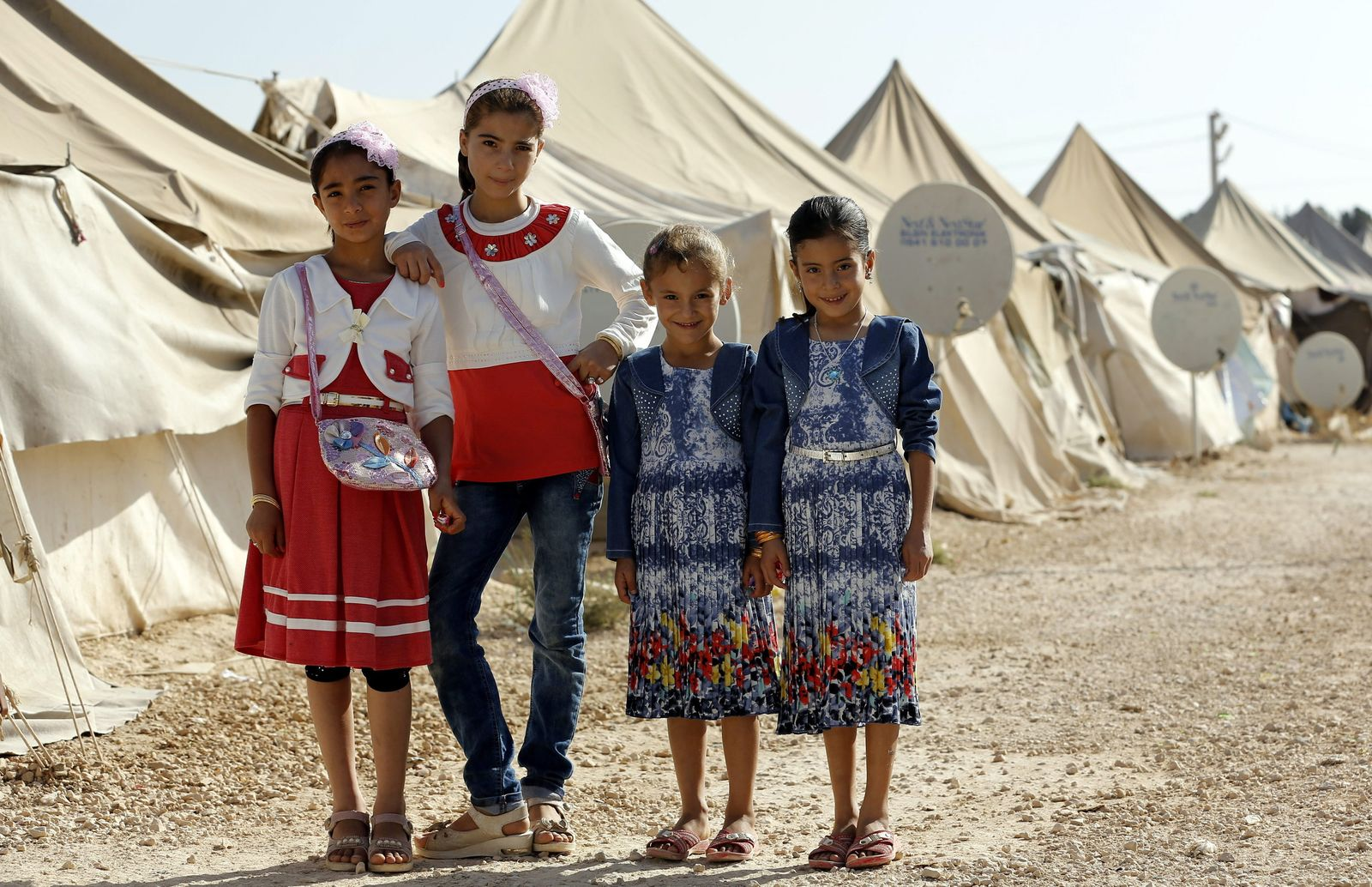 Syrienkrieg/ Türkei/ Flüchtlingslager