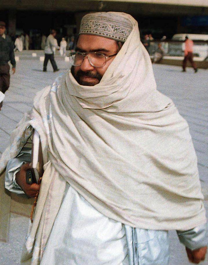 Terrorchef Masood Azhar