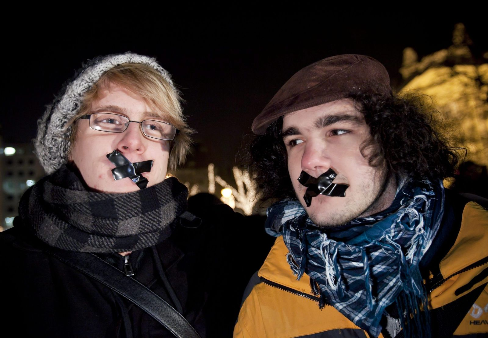 Ungarn/ Protest/ Mediengesetz