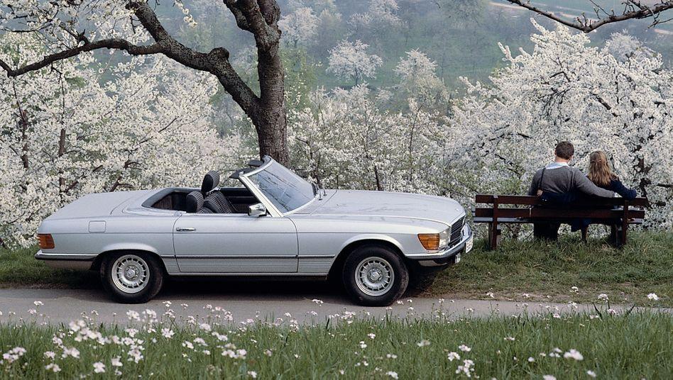 Oldtimer von Mercedes-Benz