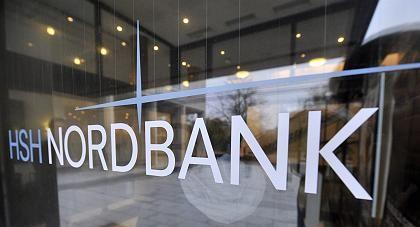 Logo der HSH Nordbank: Kredite in Höhe von 50 Milliarden Euro in eine Bad Bank?