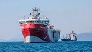 EU verurteilt Entsendung von Schiff