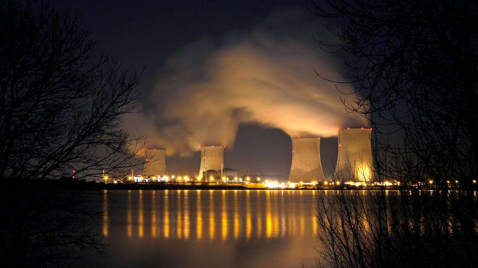 Atomkraftwerk Cattenom: Brand im Pannenreaktor