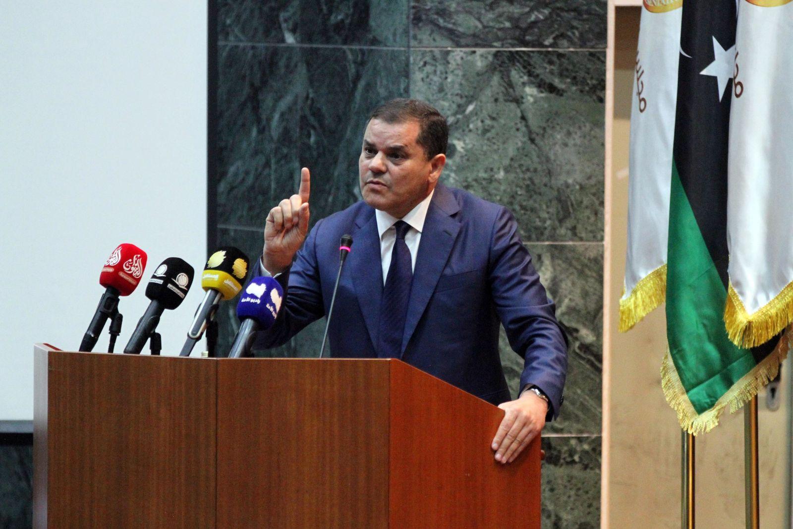 Libyens Parlament stimmt neuer Übergangsregierung zu