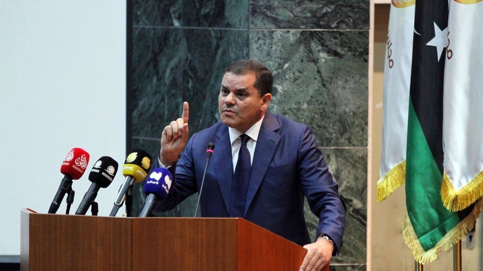 Abdul Hamid Dbaiba