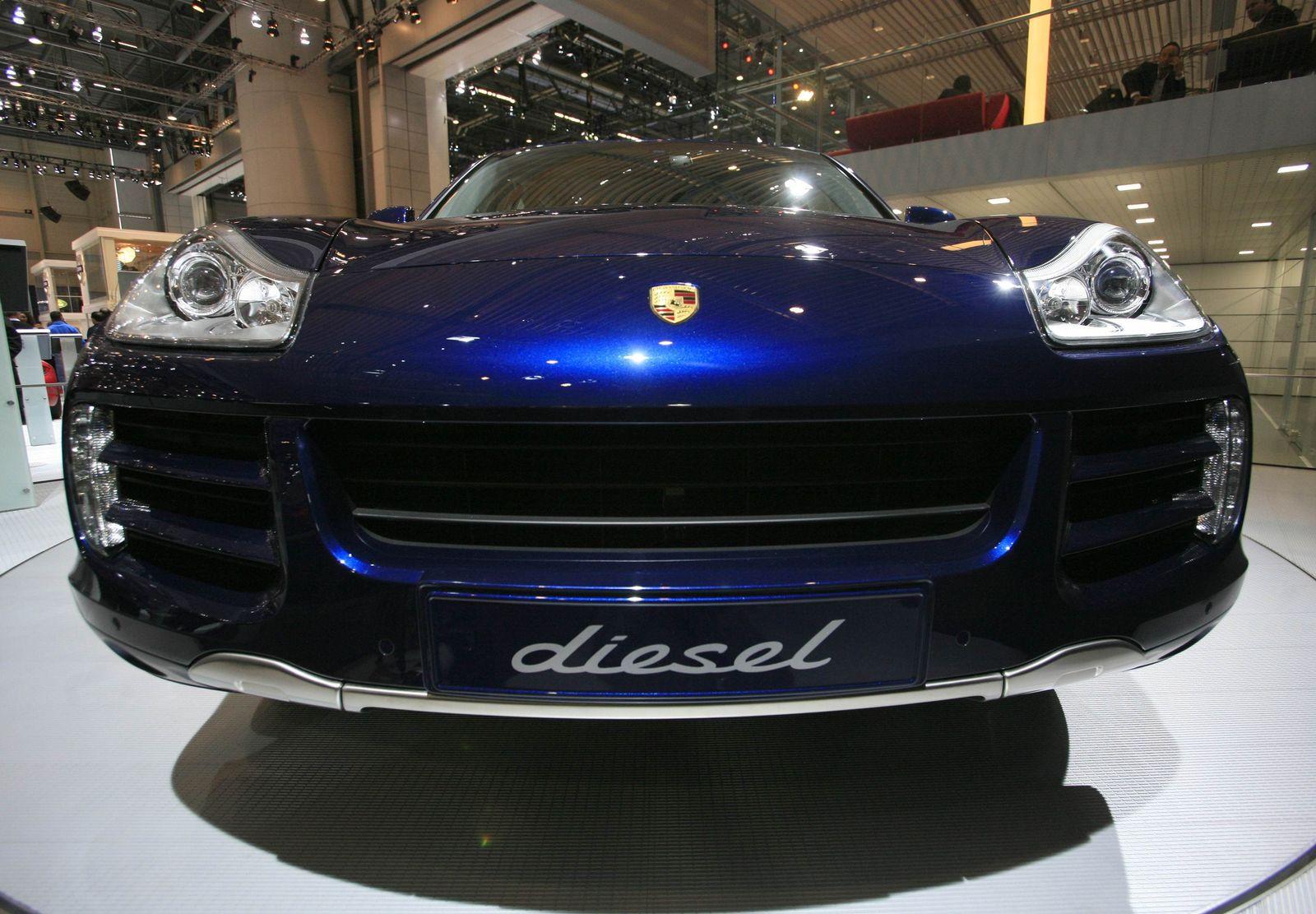 Volkswagen Porsche Diesel