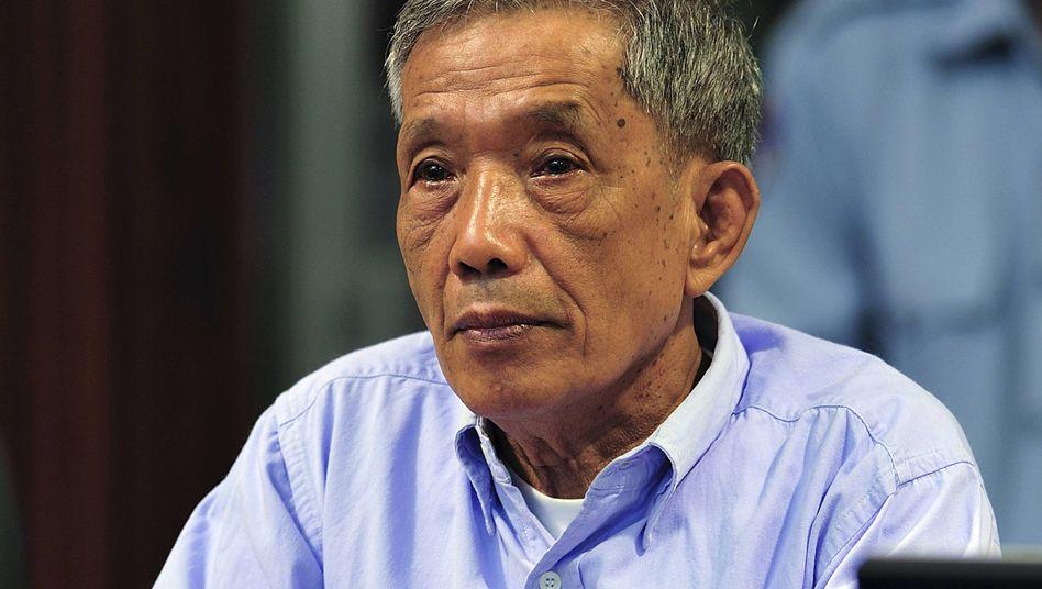 Kambodscha: Rote-Khmer-Folterchef zu 35 Jahren Haft verurteilt