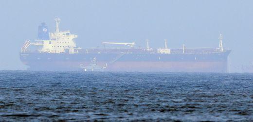 Golf von Oman:<br>Verdacht auf Schiffsentführung