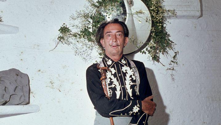 Salvador Dalí: Schnurbart ist komplett erhalten