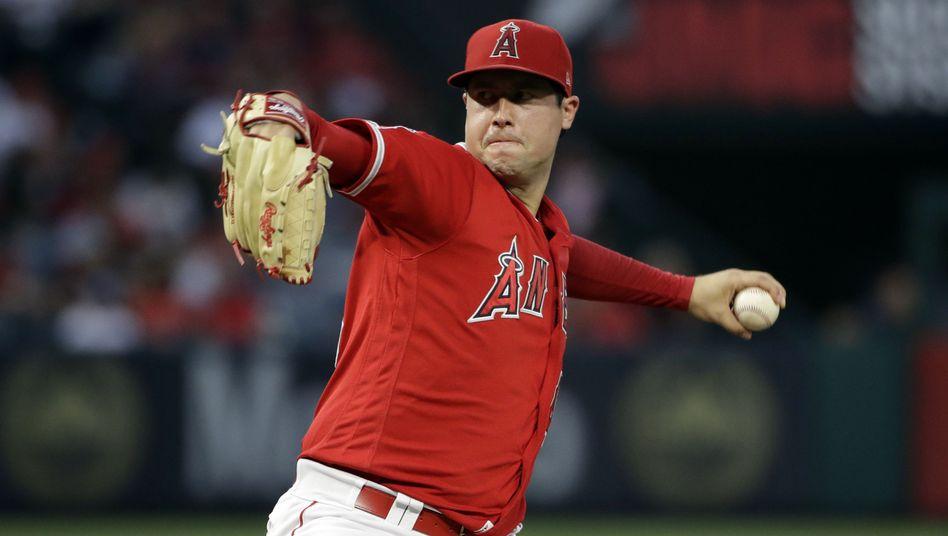 Baseballprofi Tyler Skaggs starb im Juli