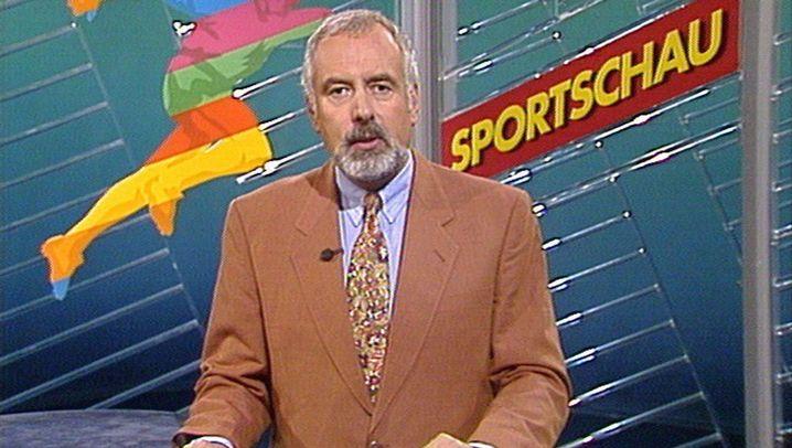 """Die erste """"Sportschau"""": """"Ich hatte eiskalte Hände"""""""