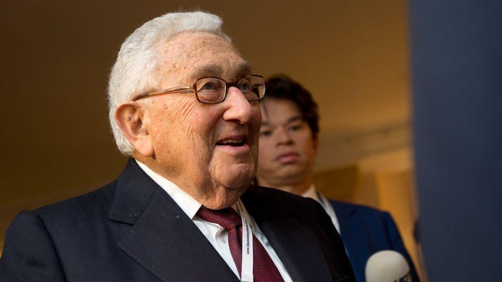 Photo Gallery: Henry Kissinger's World Order
