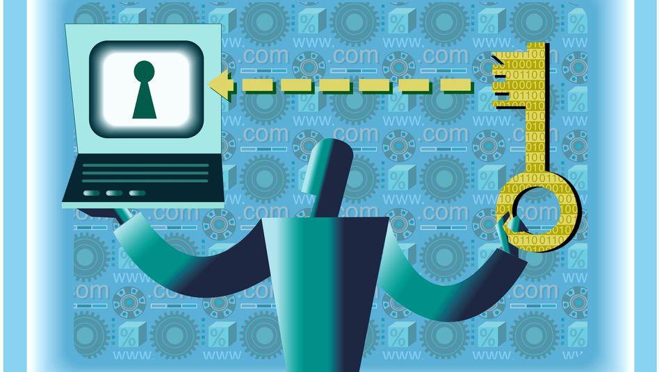 Verschlüsselung: Eigentlich schützt SSL die Kommunikation von Browser und Server