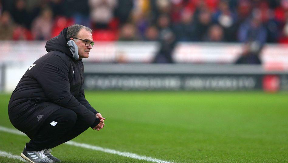 Leeds-Trainer Marcelo Bielsa