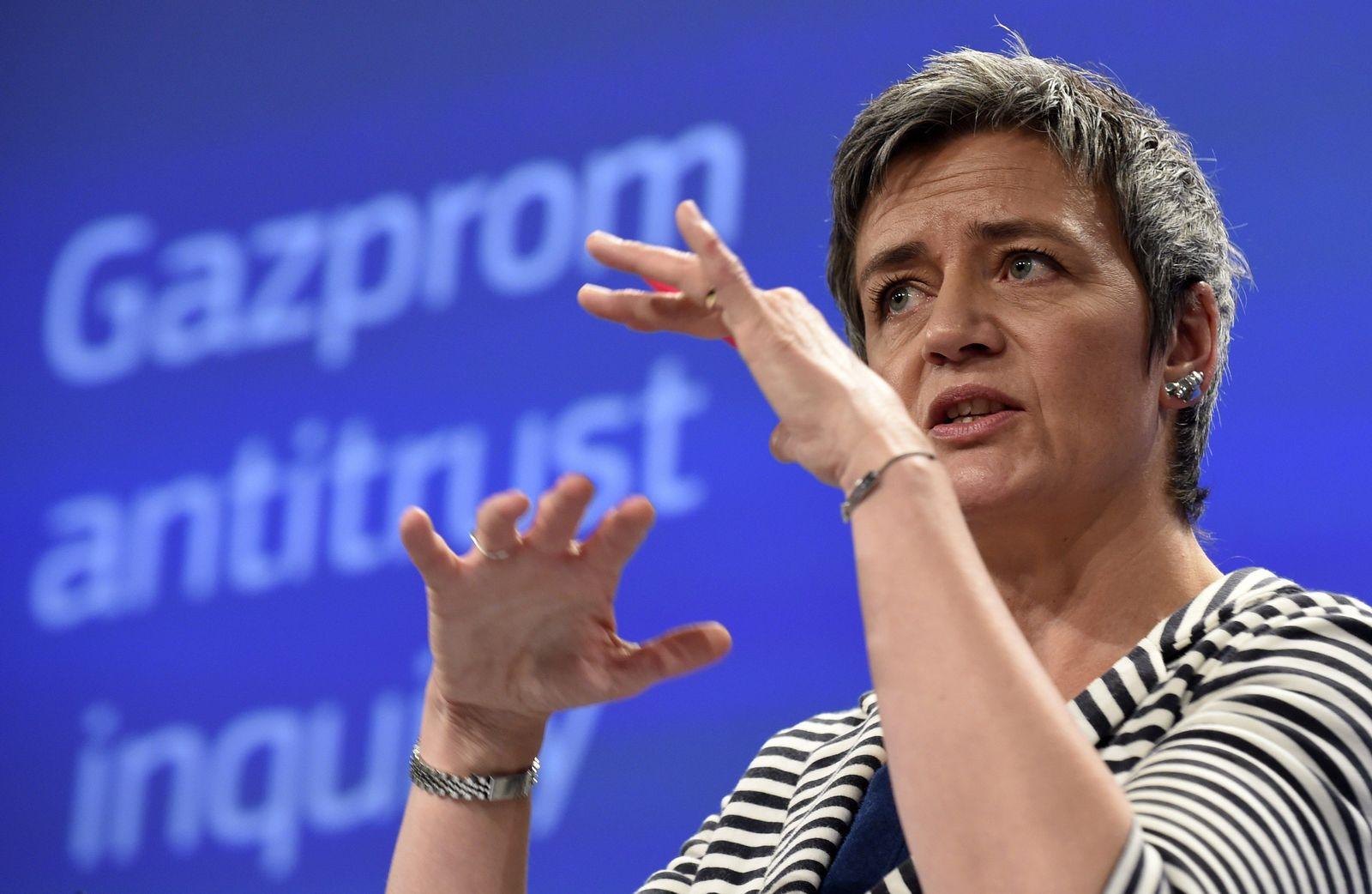 BELGIUM-EU-COMPETITION-GAZPROM