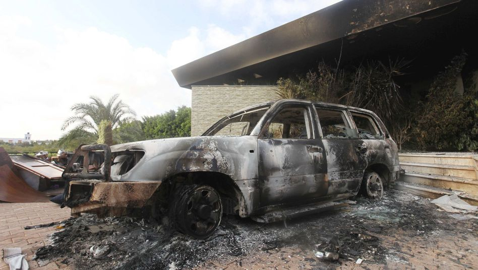 Angriff auf US-Konsulat in Bengasi (am 11. September): Al-Qaida will weitere Anschläge