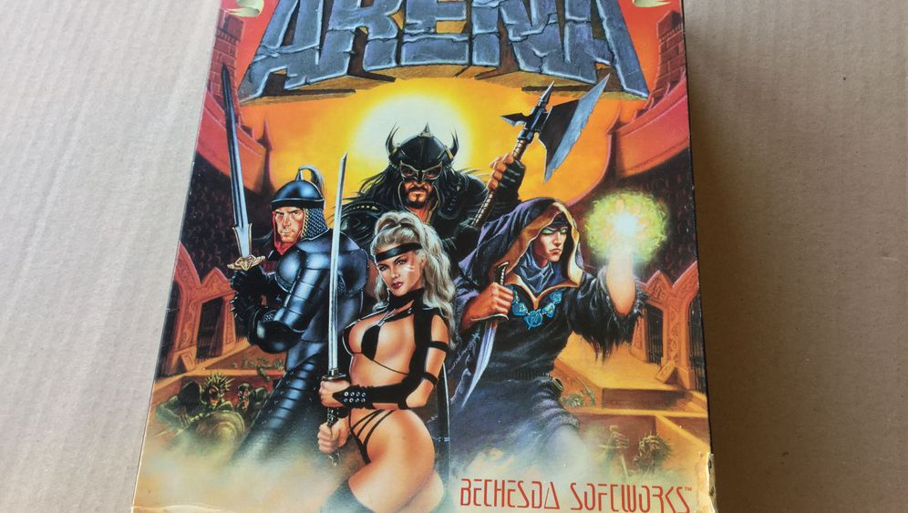 "Rollenspiel-Klassiker: So sah ""The Elder Scrolls: Arena"" aus"