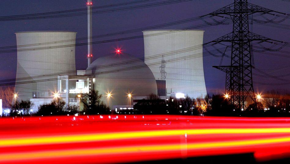 Reaktoren in Biblis: Weniger Strom, höhere Preise