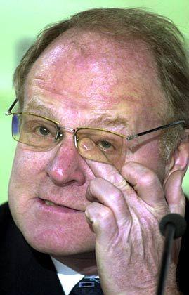 Ex-Bundesbankchef Welteke: Leben von der Substanz