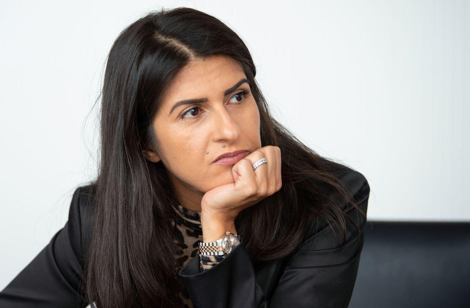 Integrationsstaatssekretärin Serap Güler
