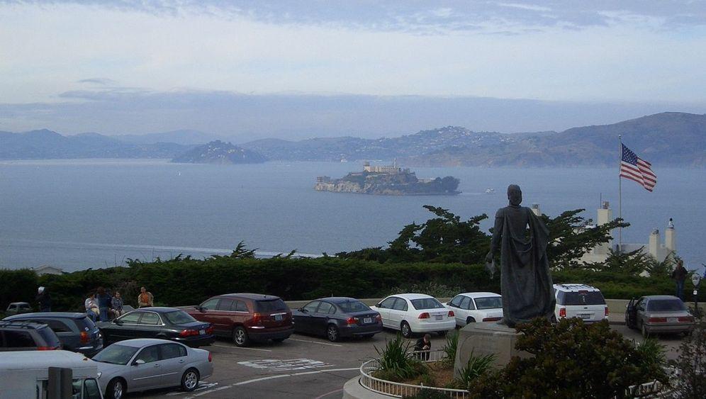 Alcatraz Flucht