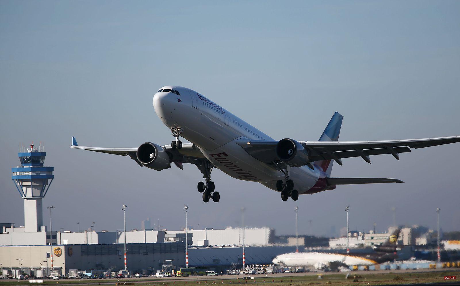 Erster Langstreckenflug / Eurowings