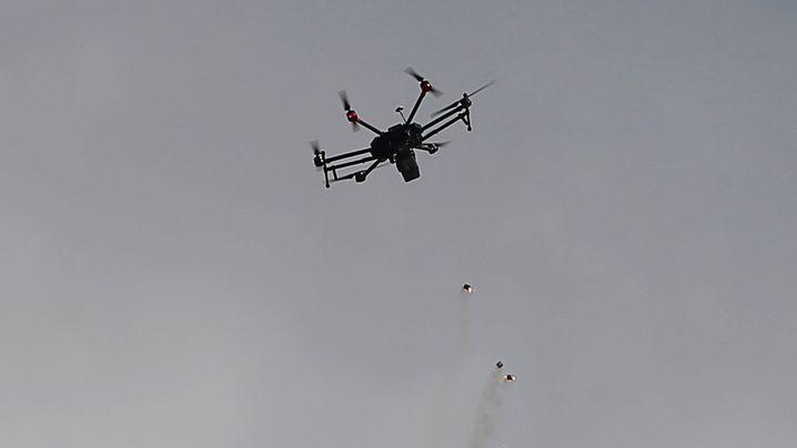 Proteste im Gazastreifen: Tränengas und Scharfschützen