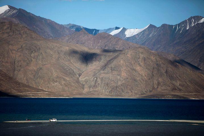 China und Indien streiten um eine wenig besiedelte Bergregion im Himalaja