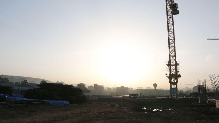 Chinesen in Addis Abeba: Stockbetten und Hefeklöße