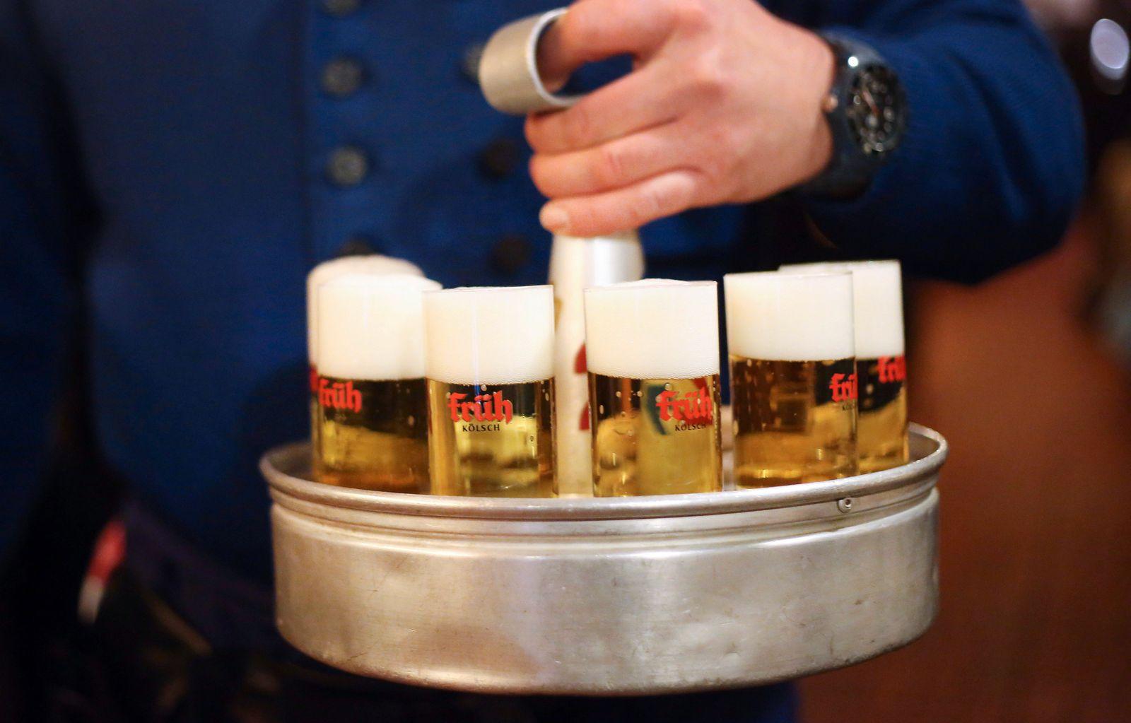 Kölsch-Bier
