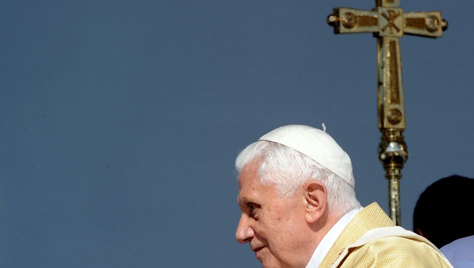 "Pope Benedict XVI. ""The Church is sick, and it's the sickness of the Roman system,"" says theologian Hans Küng."