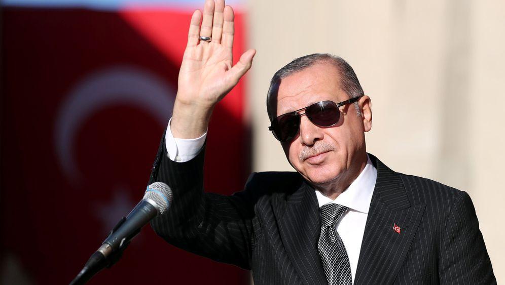 Letzter Tag des Deutschlandbesuchs: Erdogan in Köln