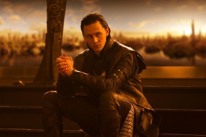 Tom Hiddelston als Erzschurke Loki: Gegenspieler mit Gewissensbissen
