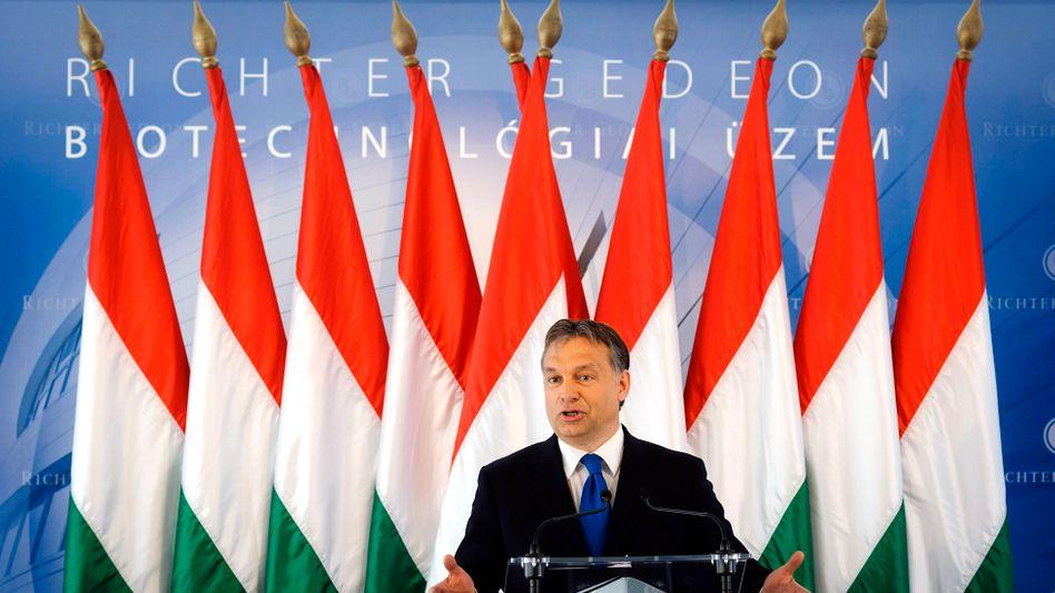 Politiker Orbán: Ungarns Lage ist desolat - nach nur zwei Jahren Fidesz-Regierung