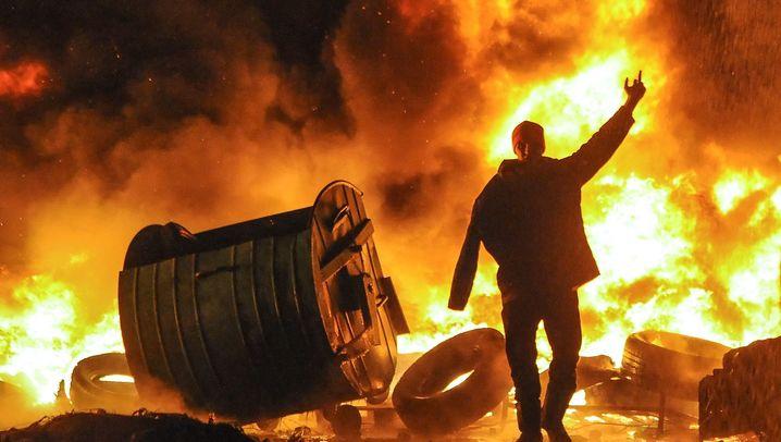 Unruhen in Kiew: Klitschko setzt Ultimatum