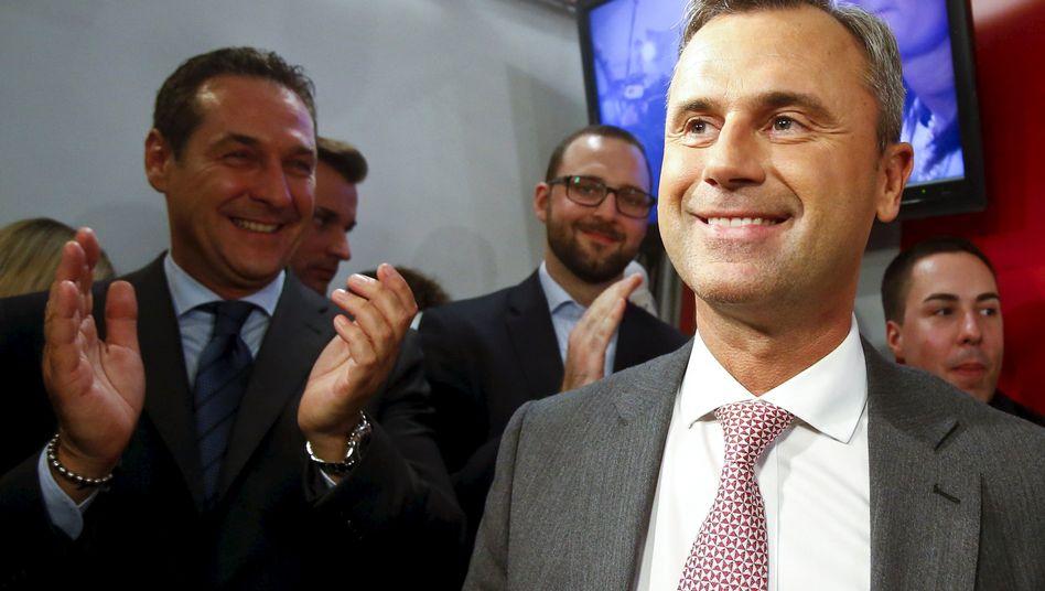 FPÖ-Kandidat Hofer