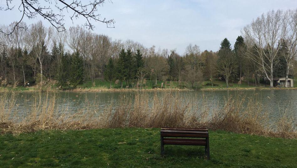 Der Gondelteich in Weißensee