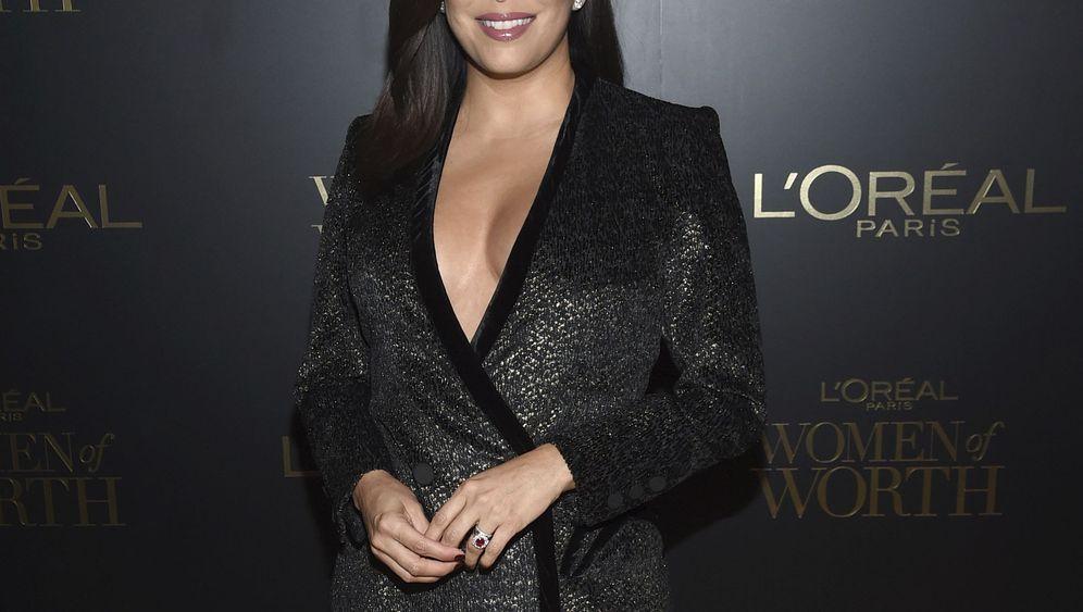 Eva Longoria: Schwanger mit 42