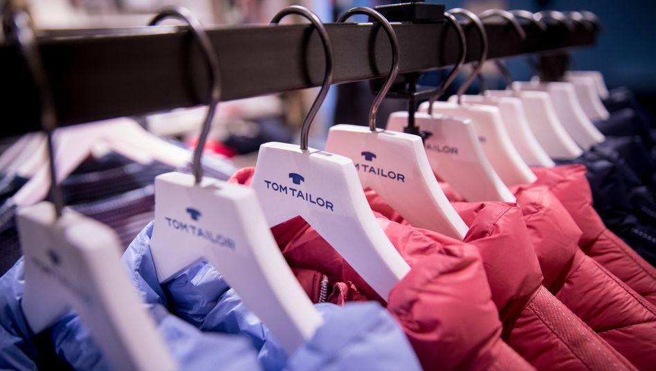Tom Tailor erhält besicherte Finanzierung