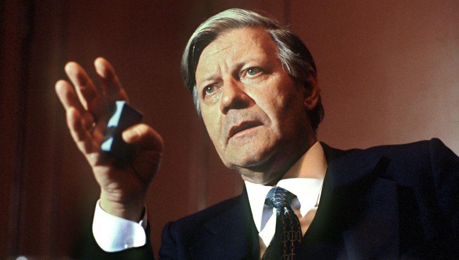 Helmut Schmidt (Aufnahme von 1979)