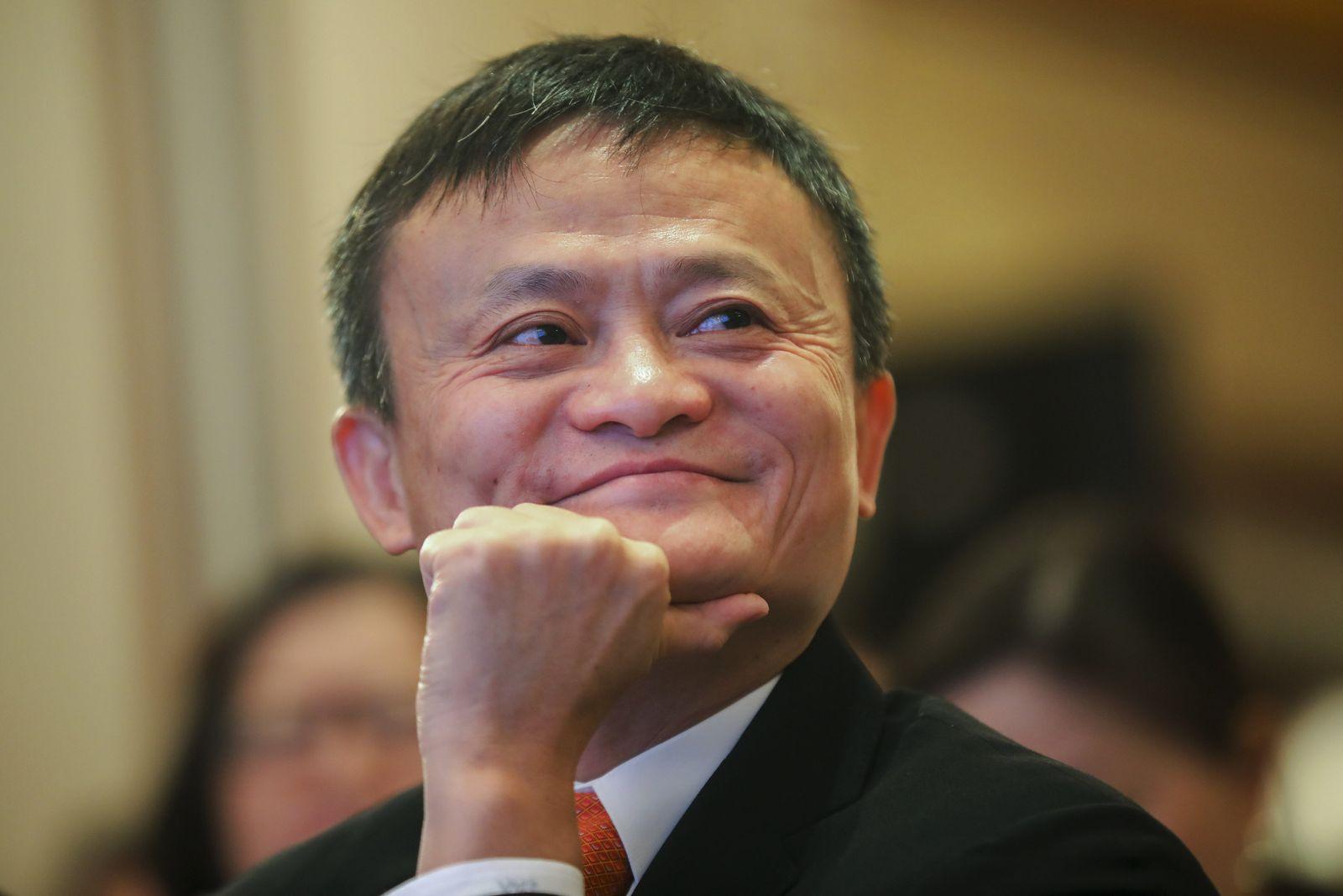 China Alibaba Jack Ma
