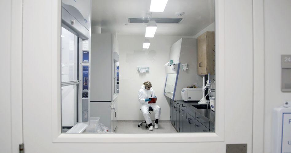 »Picture a Scientist«: Forscherin Jane Willenbring bei der Arbeit