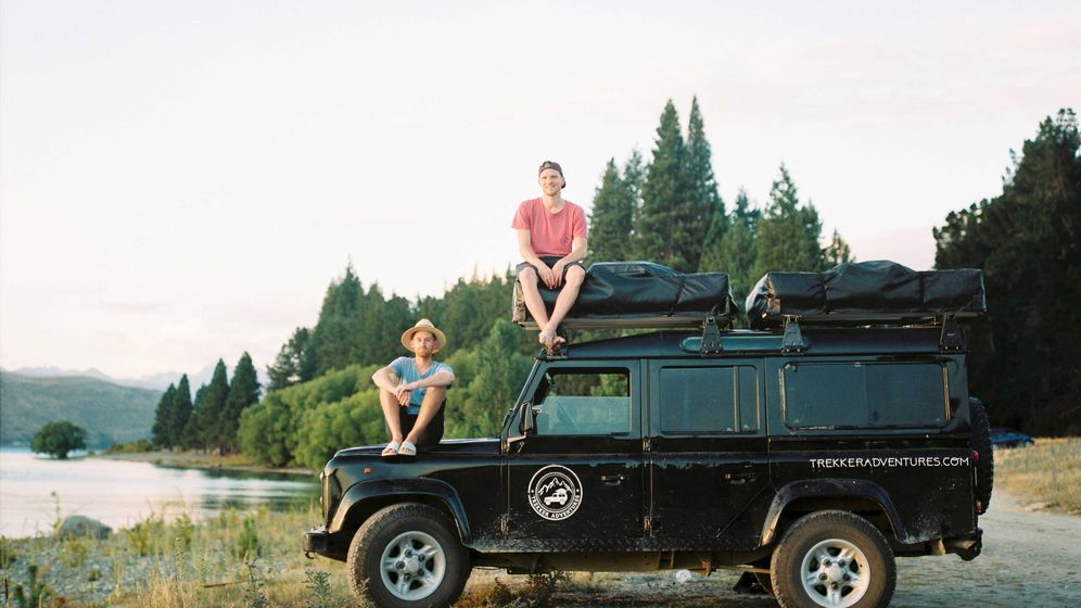 Auf dem Campingtisch: Das sieht aber gut aus