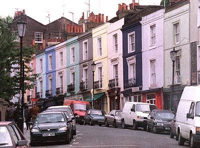 Gemütliches Notting Hill