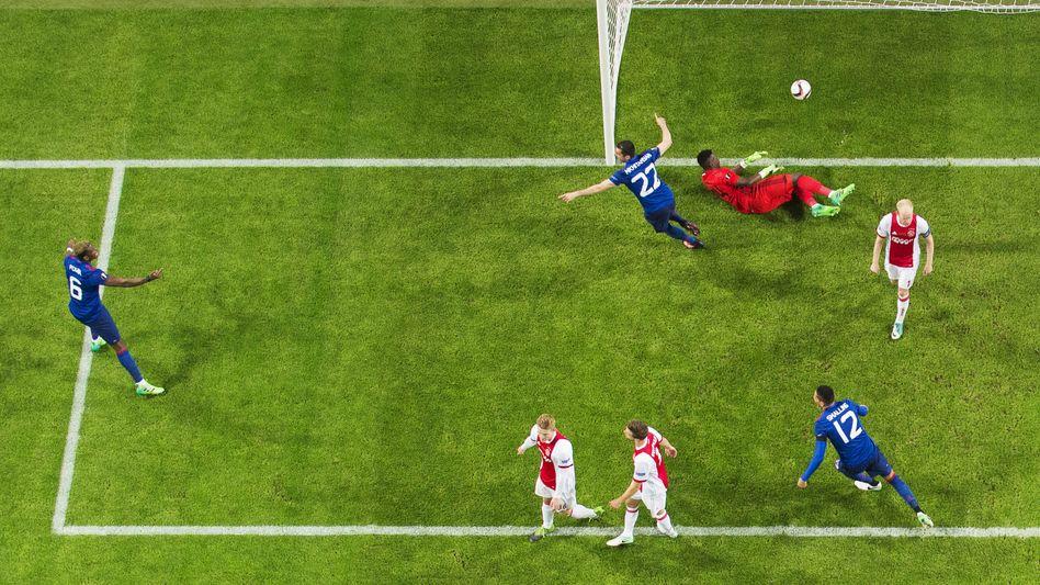 Europa-League-Finale Ajax - Manchester United (24.05.17)