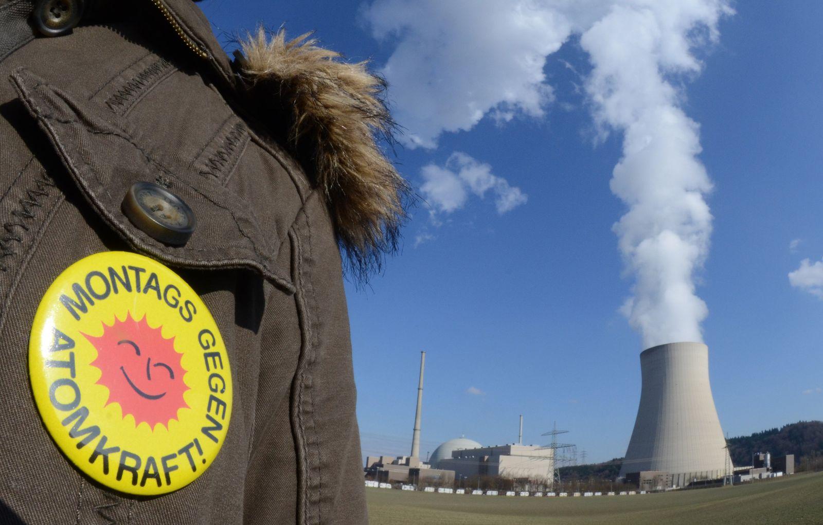 Kernkraftwerke Isar 1 und 2