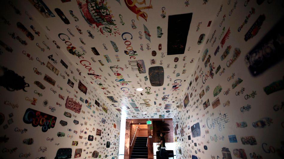 Google-Büro in Los Angeles: Die neue Datenschutzerklärung gleicht einem Flickenteppich
