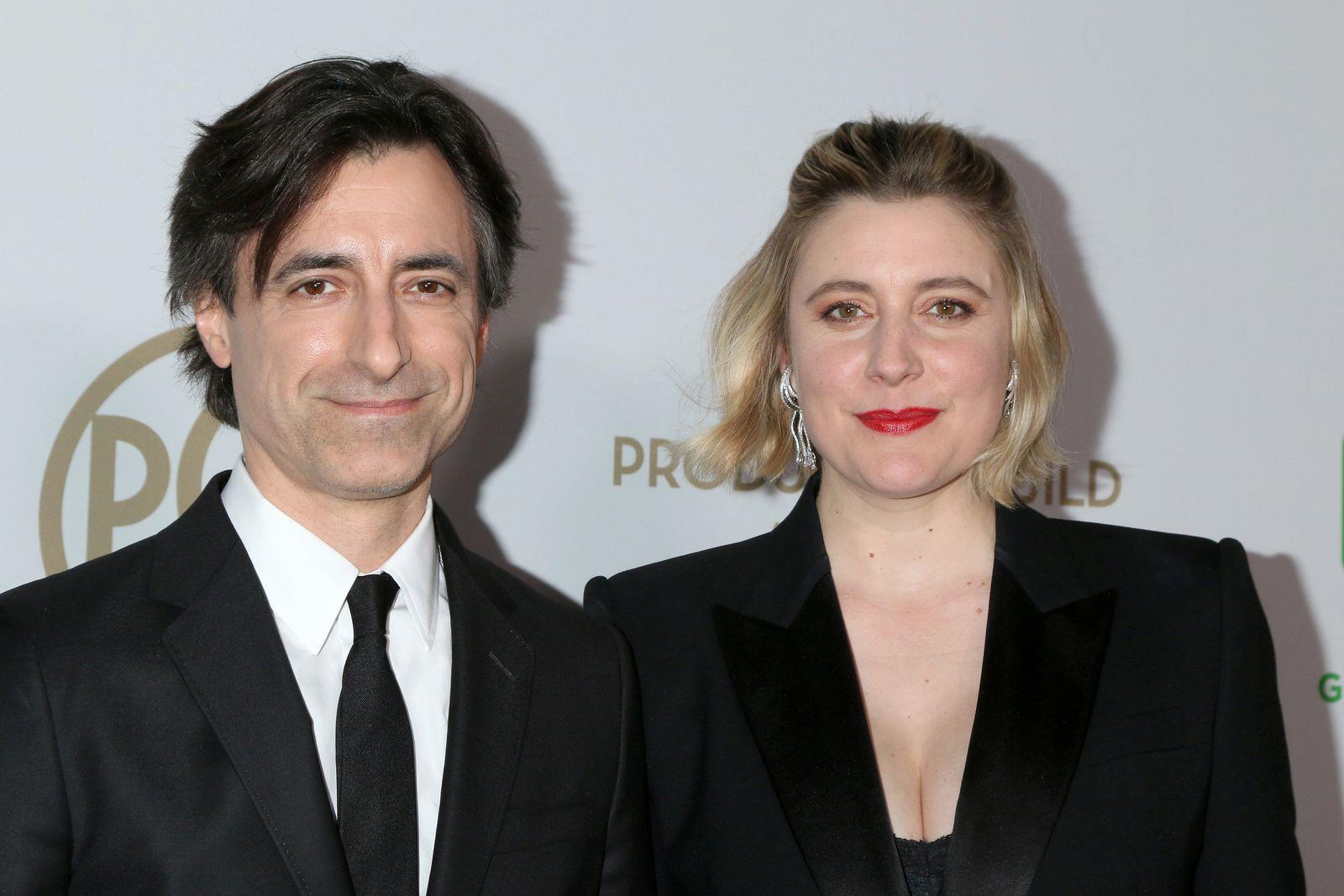 Noah Baumbach und Greta Gerwig