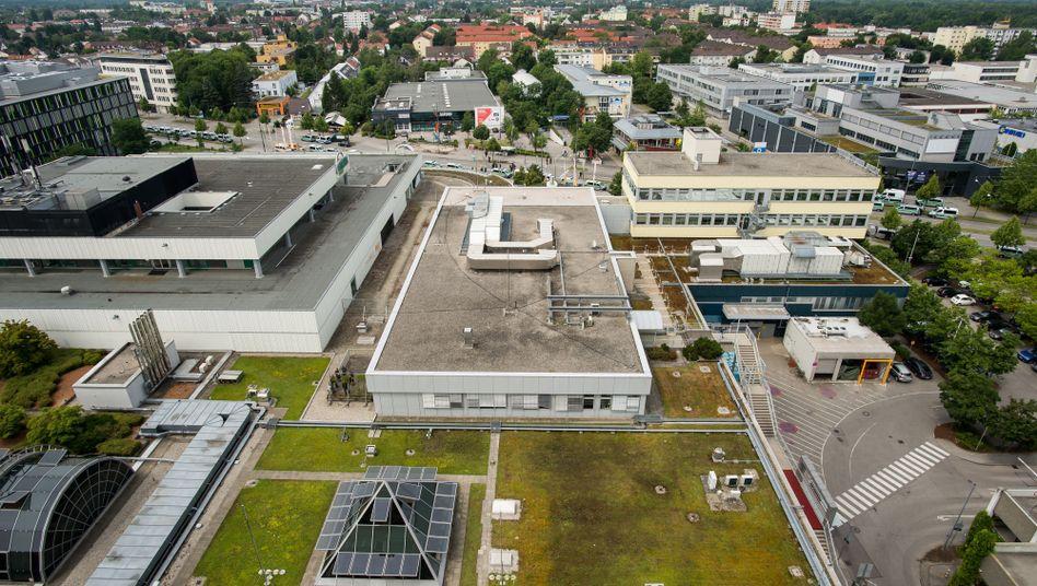 Tatort Olympia-Einkaufszentrum in München