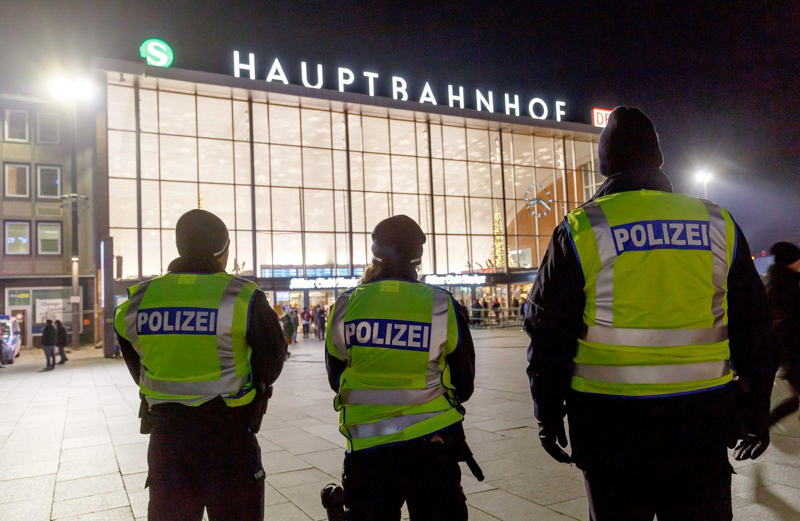 Köln / Polizei